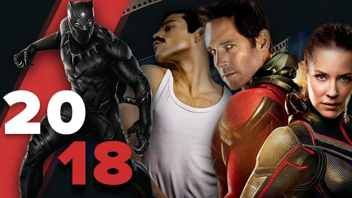 Найкращі фільми 2018 року дивитися онлайн
