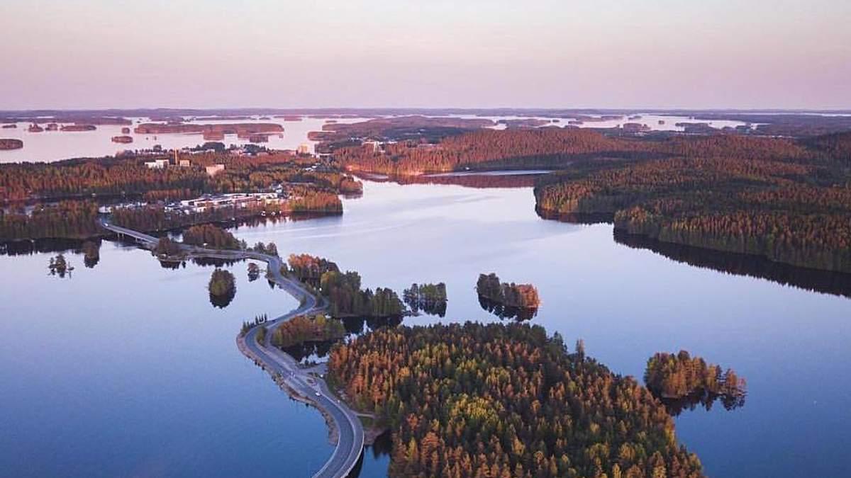 """Жителі Фінляндії рекламують фантастичне місце, де """"нема нічого"""": неймовірне відео"""
