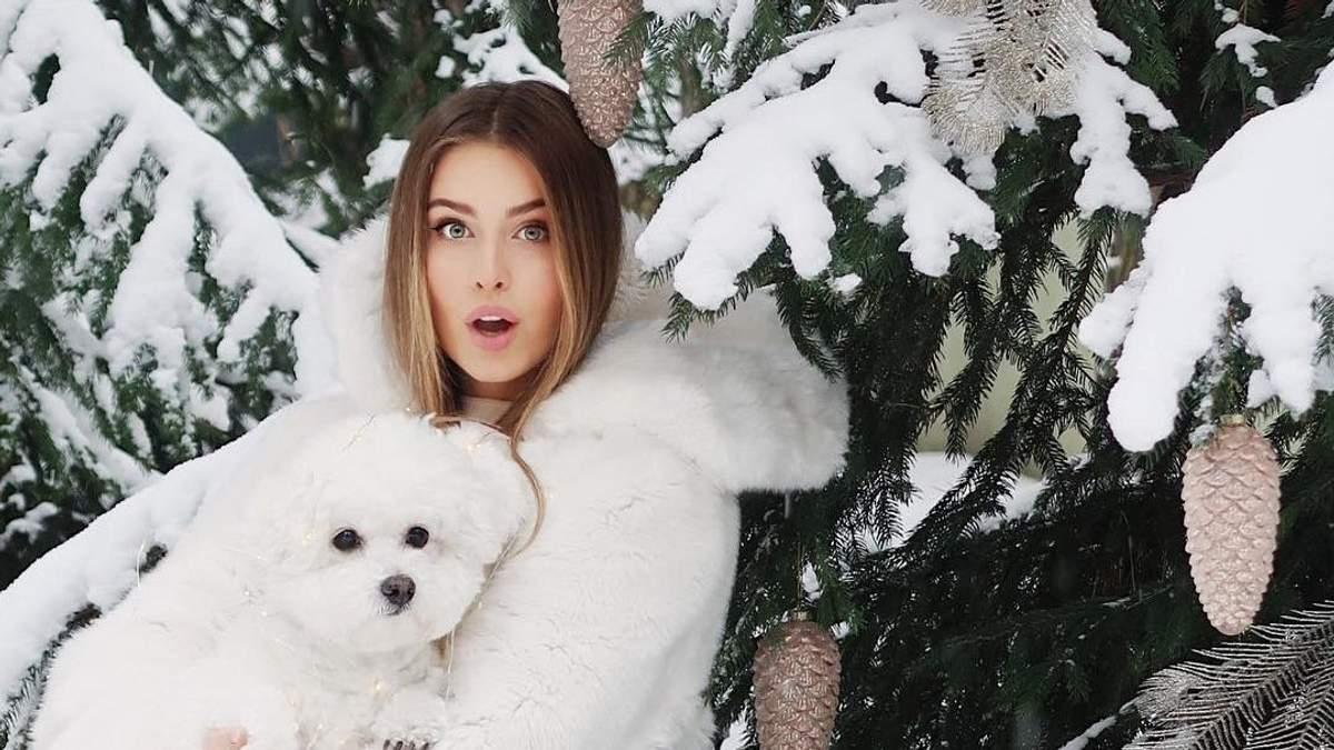 Внучка Софії Ротару Соня Євдокименко