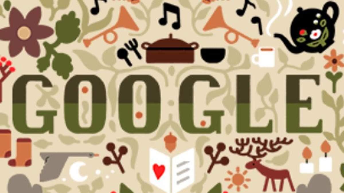 Новорічні свята 2019 - Google показав новорічно-різдвяний дудл