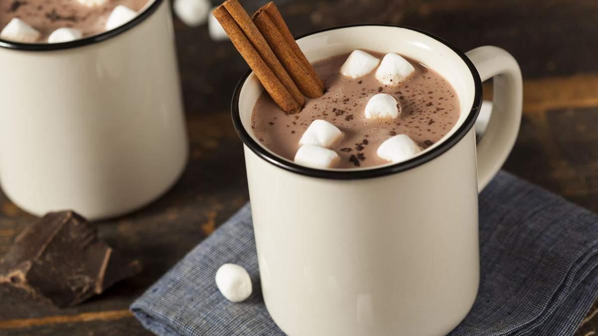 Корисні властивості какао