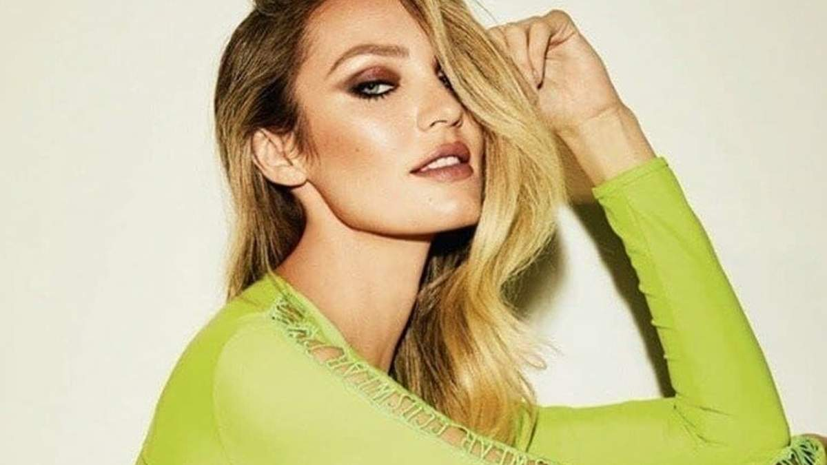 Кендіс Сванепул стала зіркою турецького Vogue: звабливі фото