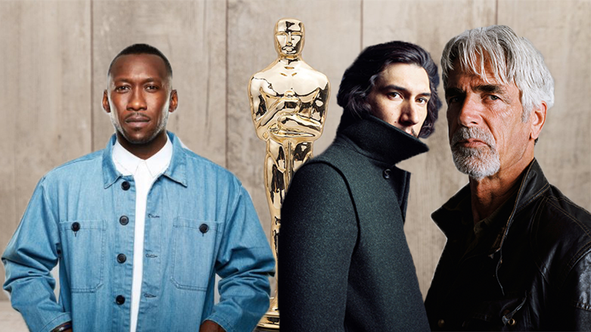 Хто з акторів отримає Оскар за найкращу чоловічу роль другого плану