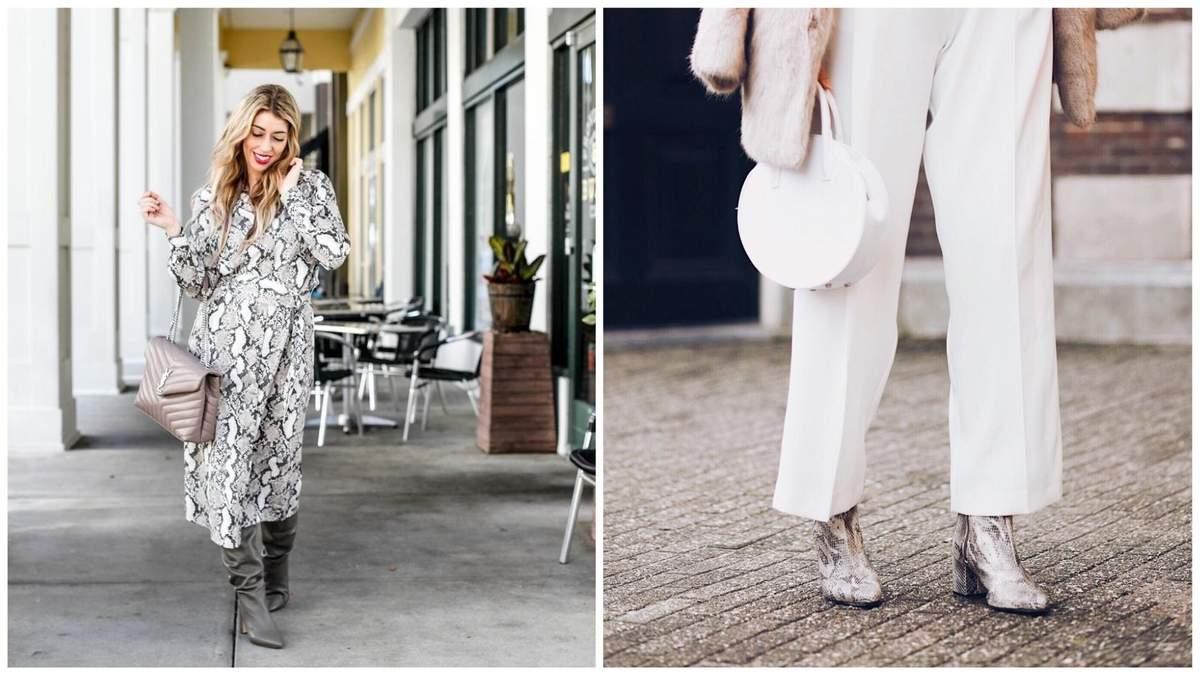 Не лише коров'ячий: стилісти назвали ще один модний принт 2019 року