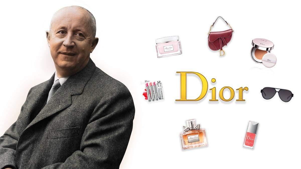 Крістіан Діор історія успіху бренду Dior