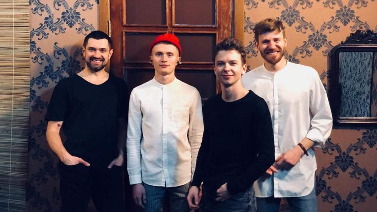 Нацотбор к Евровидению-2019: группа Bahroma