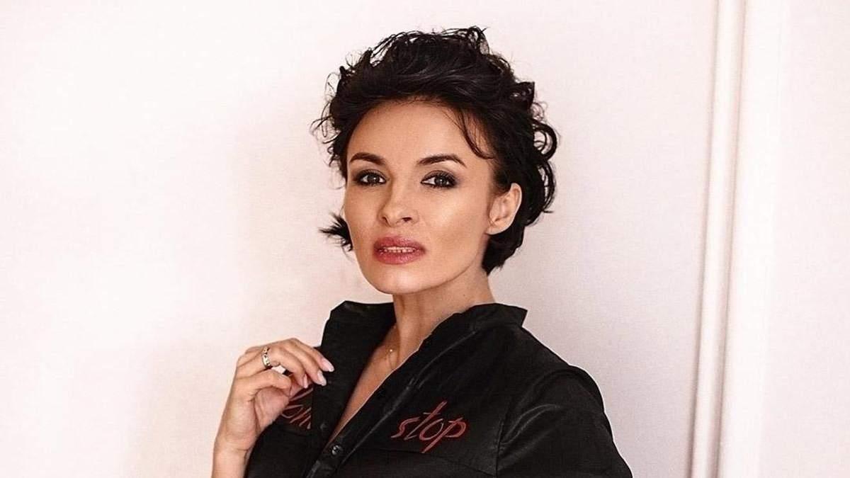 Надія Мейхер знялась у драмі Оксани Байрак