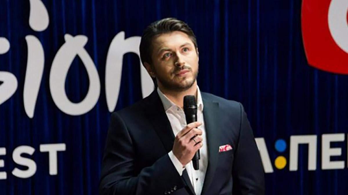 Нацотбор к Евровидению-2019: Сергей Притула