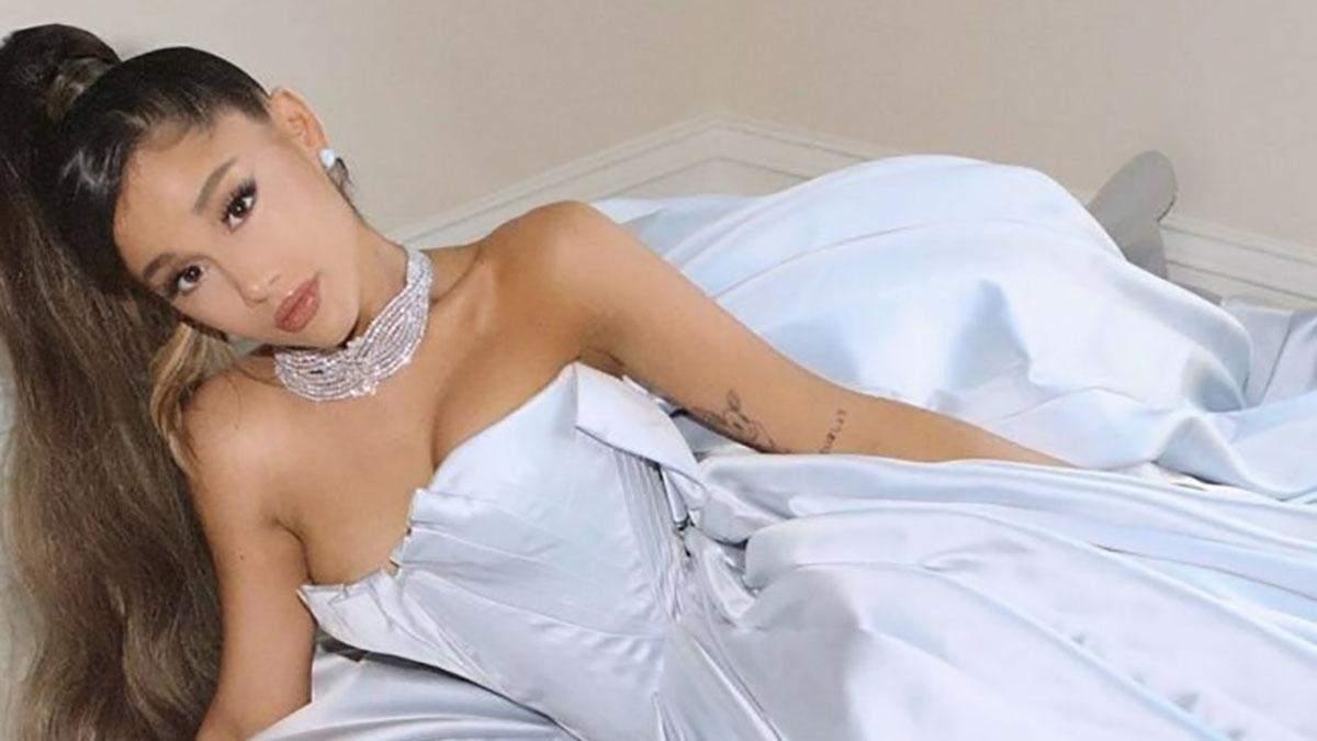 Аріана Гранде бойкотувала Греммі-2019: її сукня на церемонію