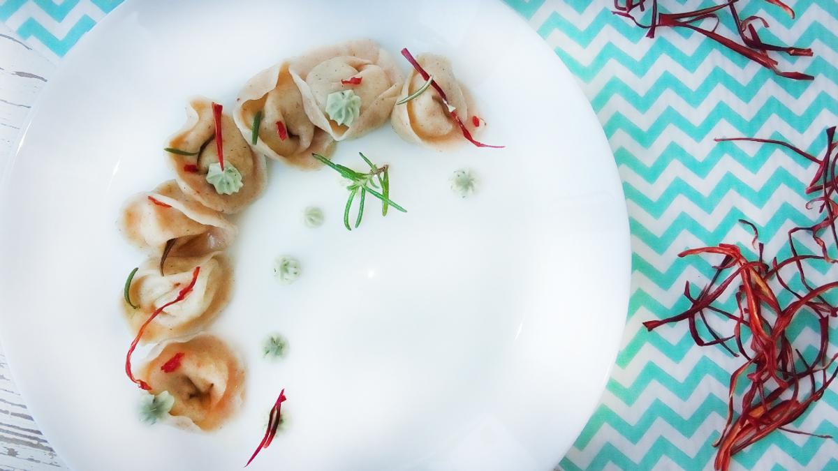 Тортеліні з креветками – рецепт святкової вечері на День Валентина