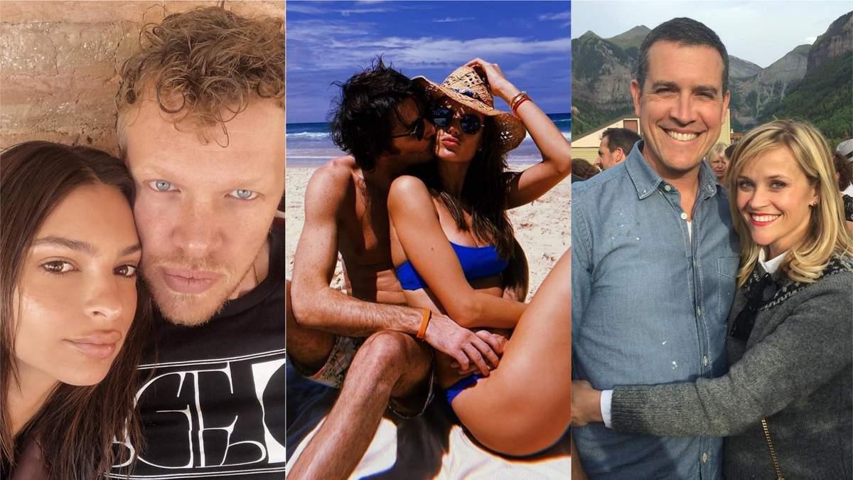 Як Кім Кардашян, моделі Victoria's Secret та інші зірки відсвяткували День Валентина: фотозвіт
