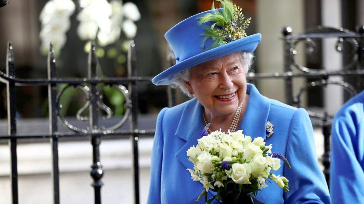 Королева Єлизавета ІІ у Лондоні