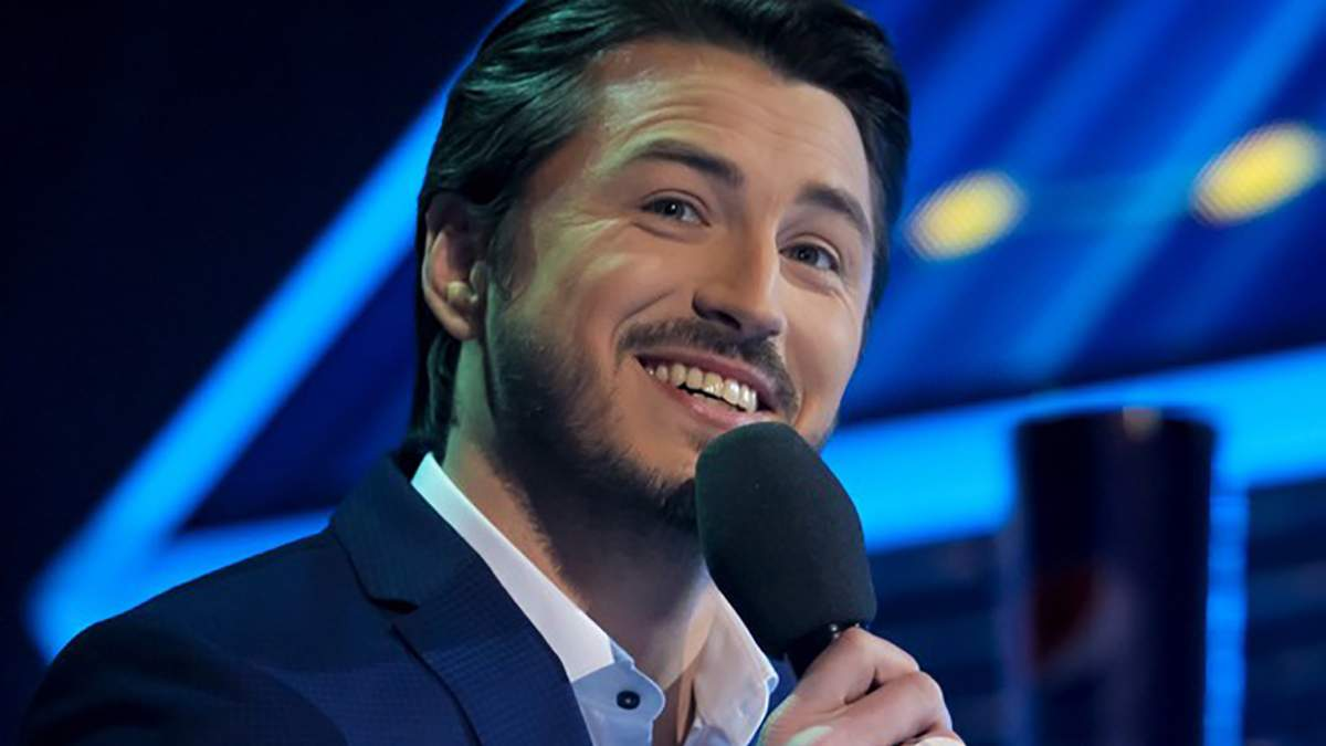 Сергій Притула на Національному відборі до Євробачення-2019