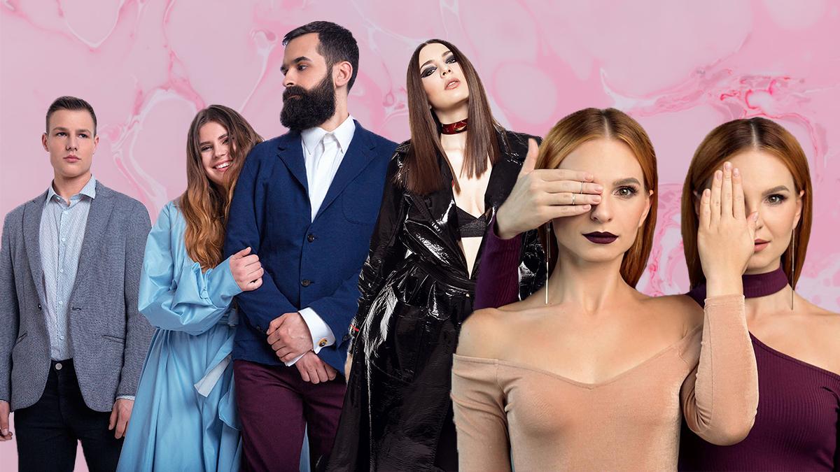 Отбор на Евровидение 2019 Украина - участники финала и их песни