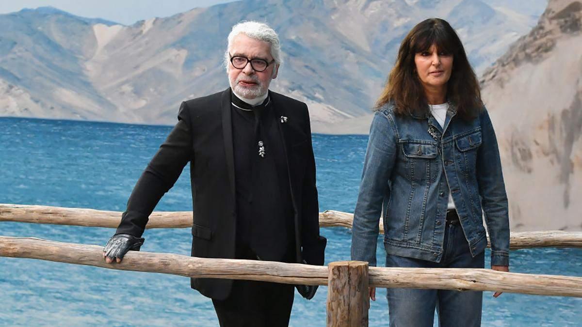 Новим креативним директором Chanel стане Віржині Віар: що варто знати про помічницю Лагерфельда