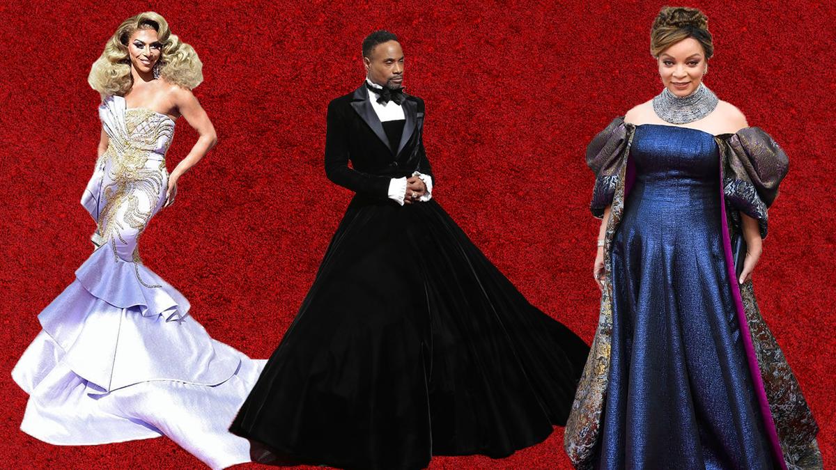 Оскар 2019 провальные образы - фото с красной дорожки премии Оскар