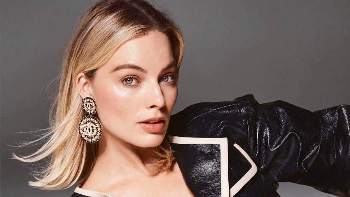 Акторка Марго Роббі приміряла елегантні образи від Chanel: ефектні фото