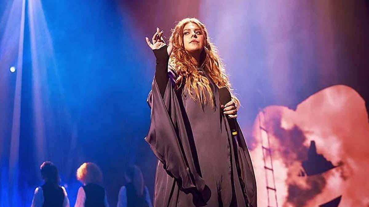 Финал Нацотбора Евровидение-2019: солистка группы KAZKA сделала заявление