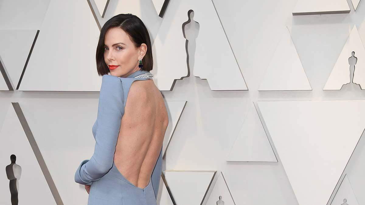 Оскар-2019: актриса Шариз Терон