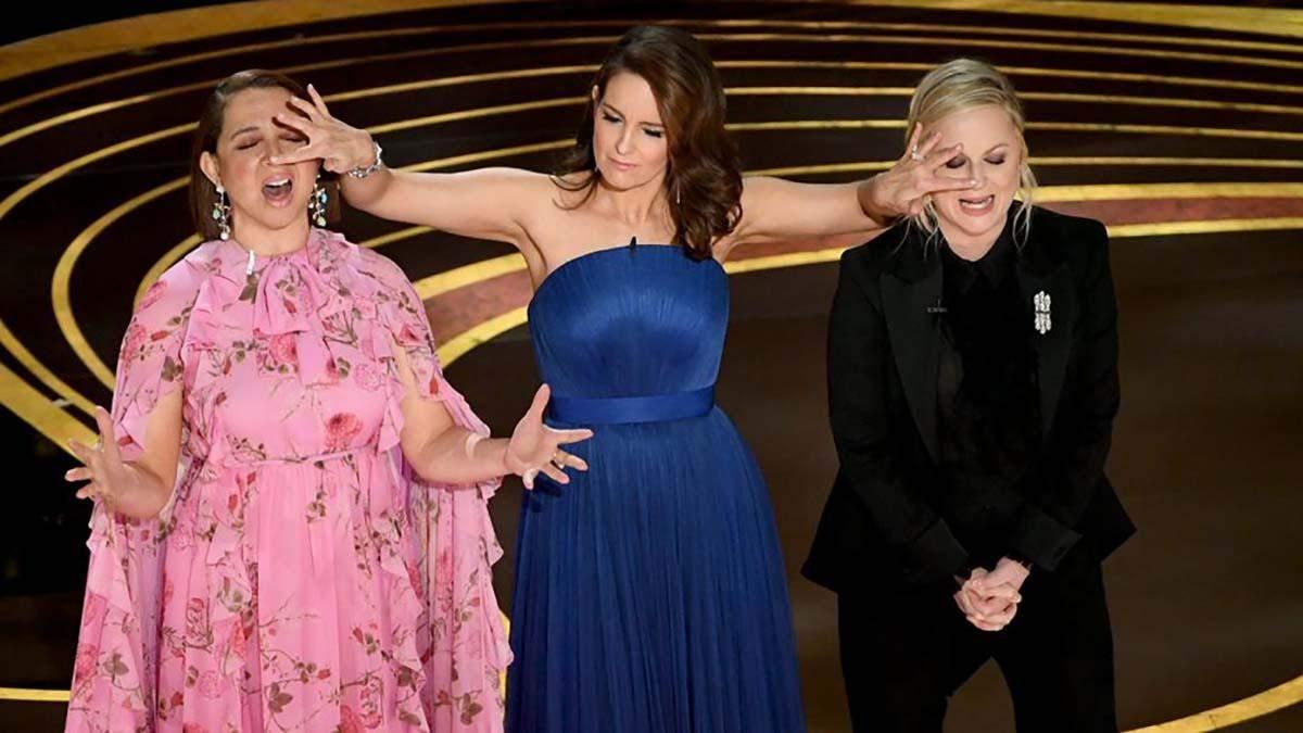 Самые курьезные моменты церемонии Оскар-2019: забавные кадры