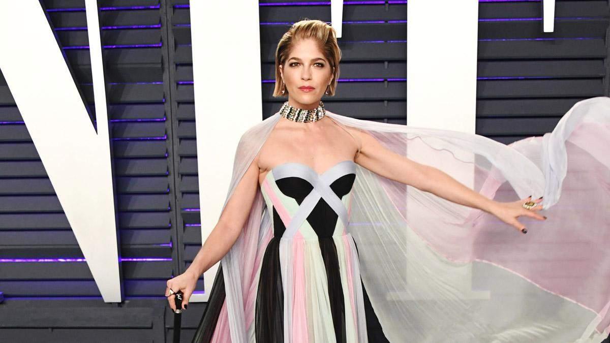 Сельма Блер прийшла на вечірку після Оскар-2019