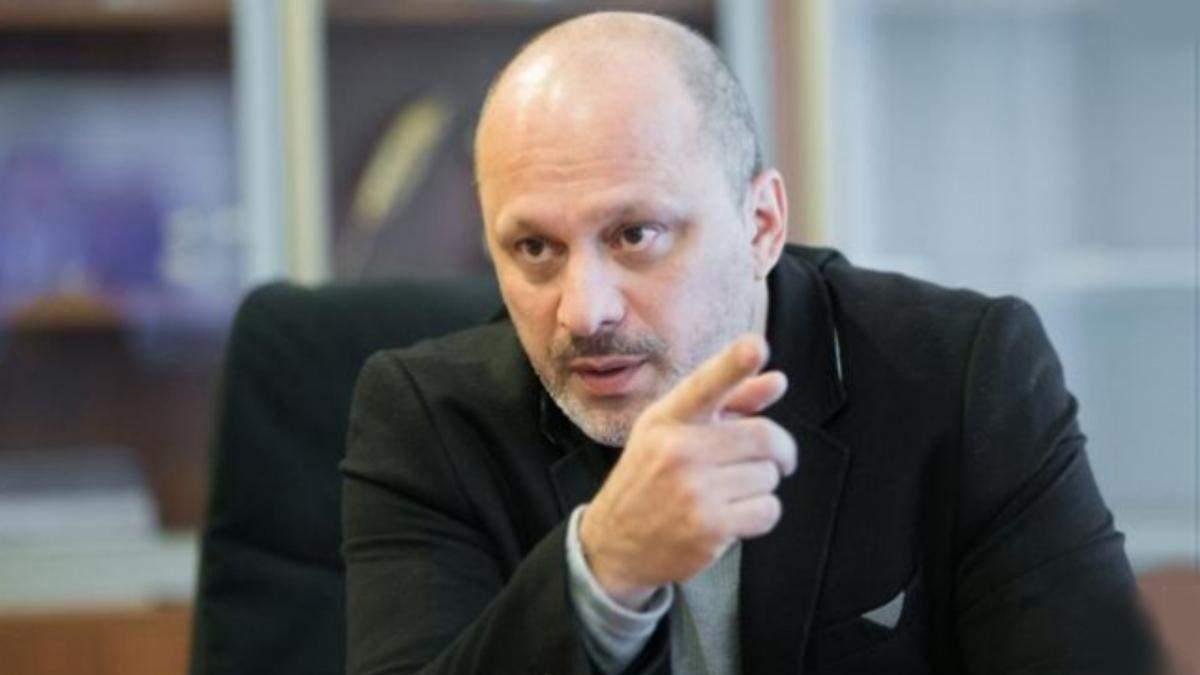 Зураб Аласанія про непідписання угоди з MARUV