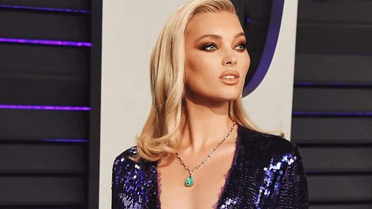 Оскар-2019: модель Ельза Госк