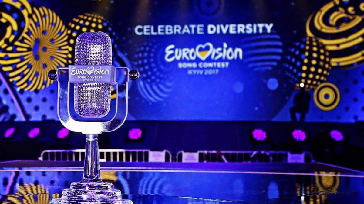 Умови договору НСТУ для представників України на Євробаченні