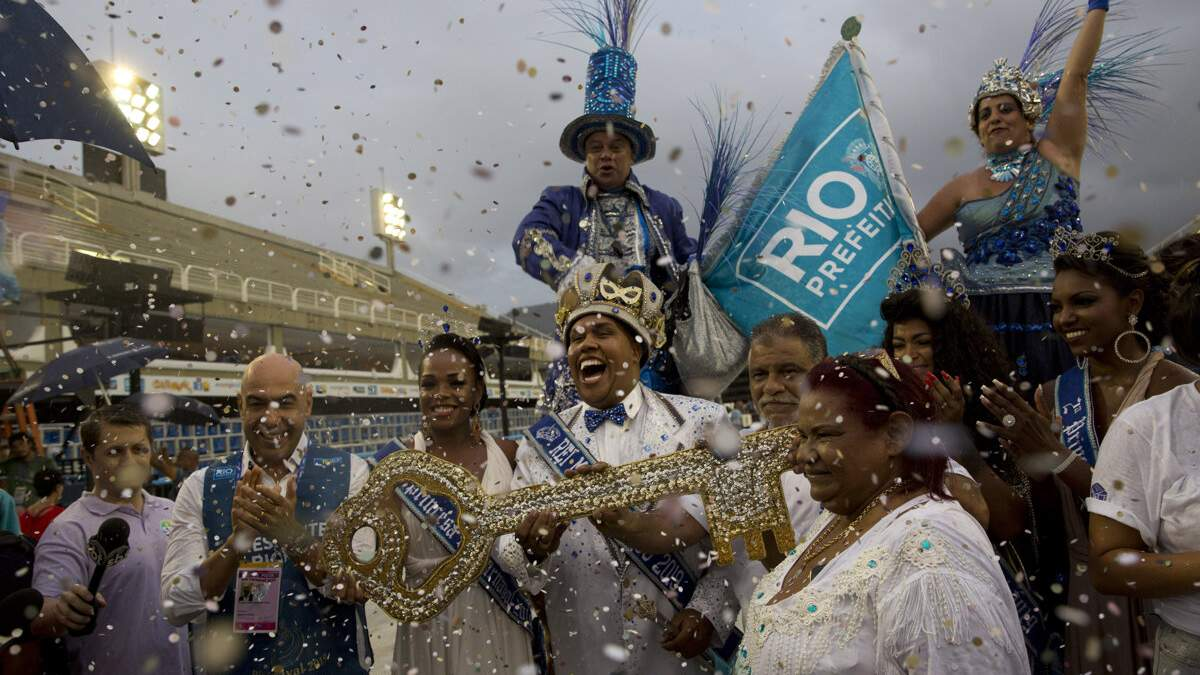 У Ріо-де-Жанейро розпочався традиційний карнавал: неймовірні фото та відео