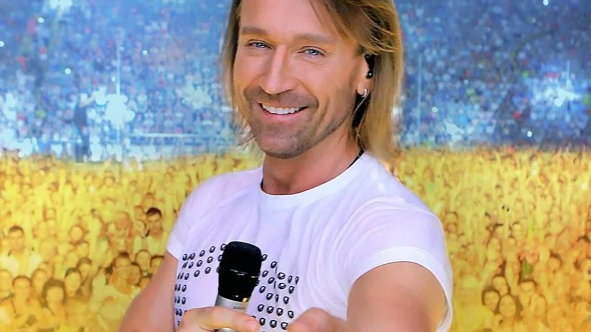 Олег Винник розповів, як хотів представити Україну на Євробаченні