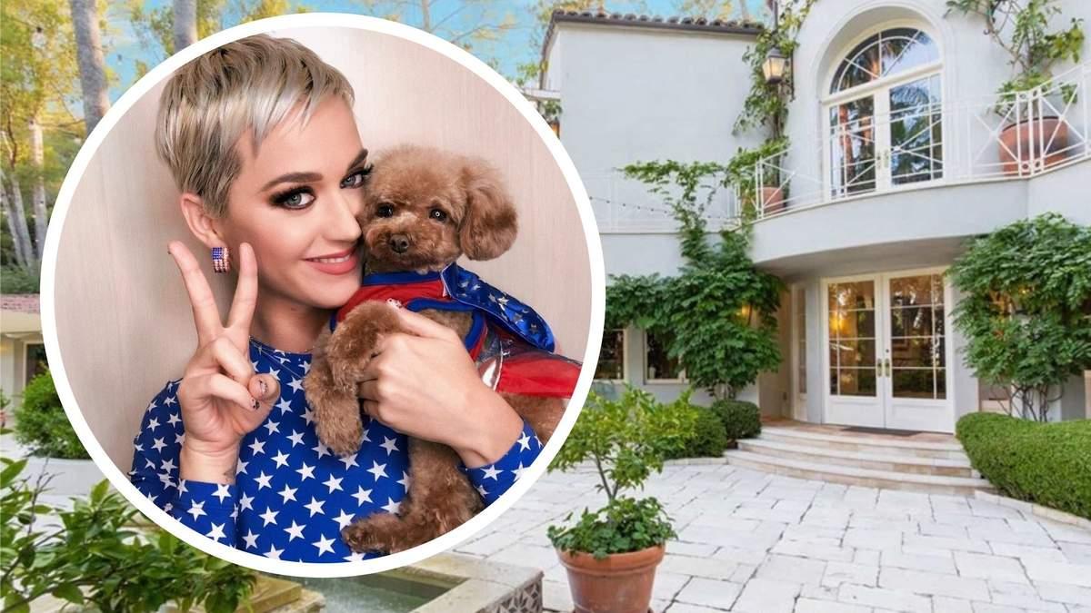 Кеті Перрі продала розкішний особняк за 9 мільйонів доларів: фото будинку