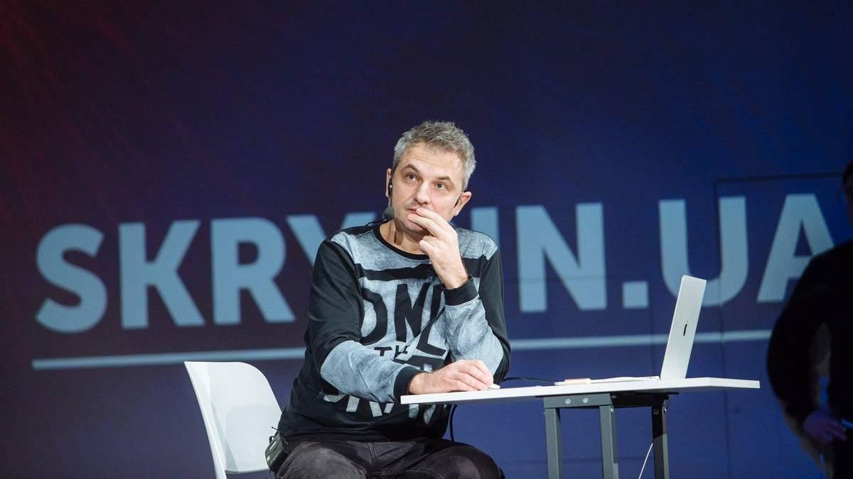 Інтерв'ю з Романом Скрипіним