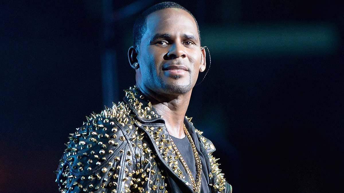 Очередной арест певца R.Kelly