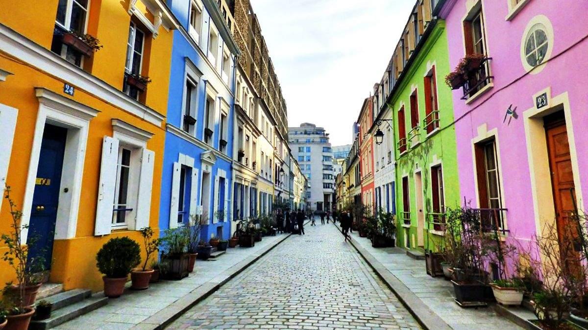 Жители Парижа хотят ограничить доступ к наиболее популярной в Instagram улице