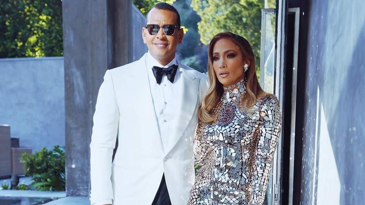 49-летняя Дженнифер Лопес выходит замуж на 43-летнего Алекса Родригеса