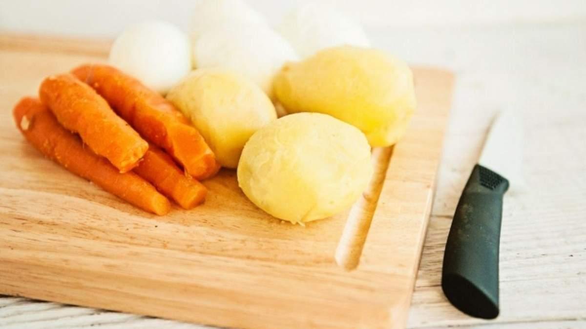 Салат Мімоза - рецепт, як приготувати салат Мімоза