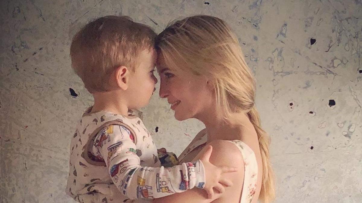Поки тата нема, – Іванка Трамп розвеселила знімком із сином