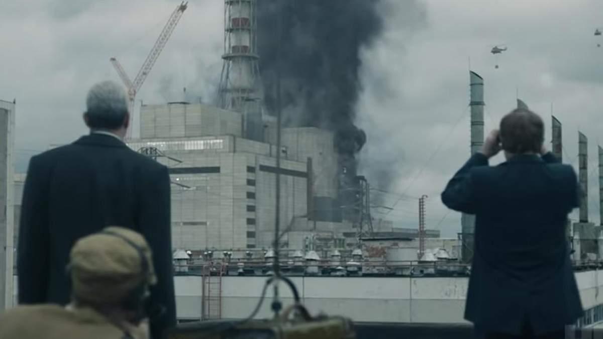 """Фильм """"Чернобыль"""": трейлер"""