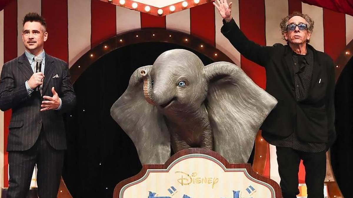 """Нашумілий фільм """"Дамбо"""" назвали найгіршою адаптацією від Disney"""