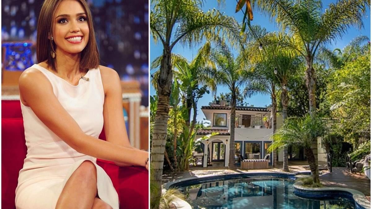 Джессіка Альба продає особняк у Беверлі-Гіллз за 6 мільйонів доларів: фото будинку зсередини