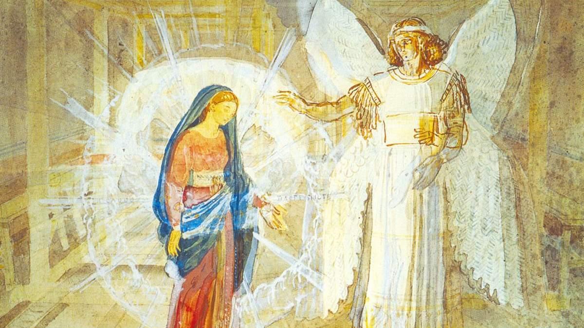 Картинки з Благовіщенням 2020 – привітання зі святом у картинках, листівках