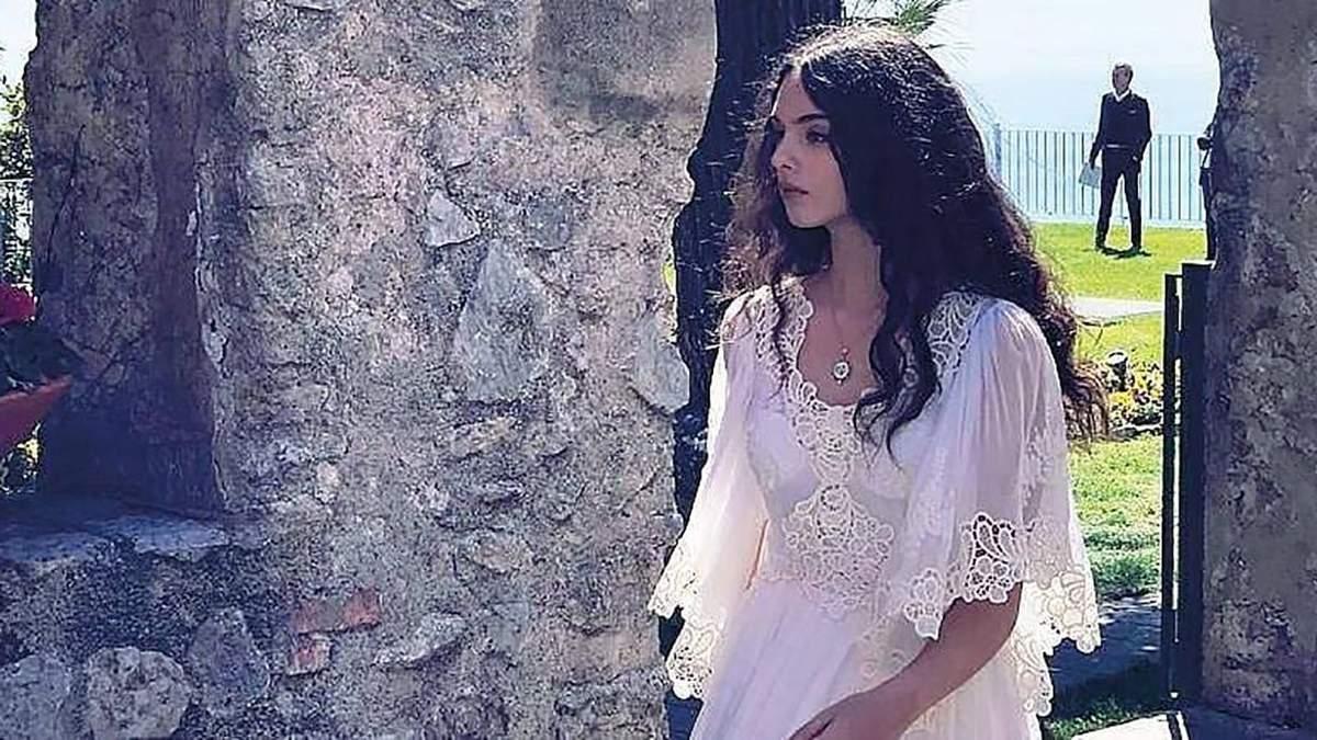 14-річна донька Моніки Беллуччі і Венсана Касселя знялася для реклами Dolce & Gabbana