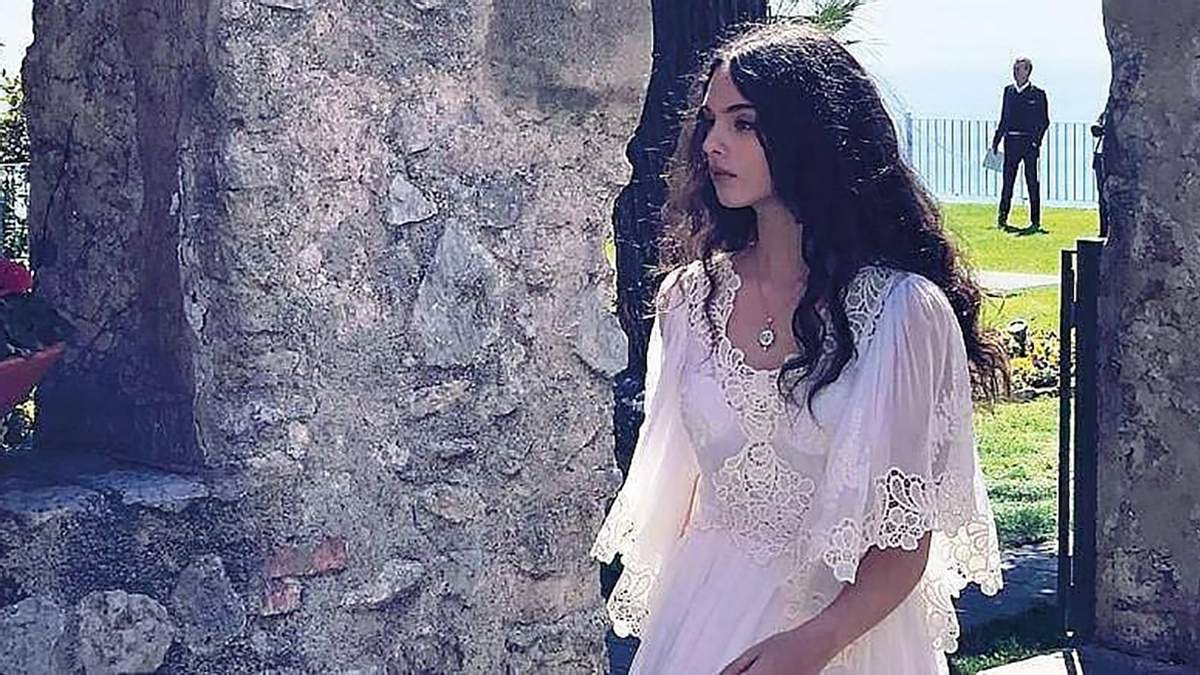 14-летняя дочь Моники Беллуччи и Венсана Касселя снялась для рекламы Dolce & Gabbana