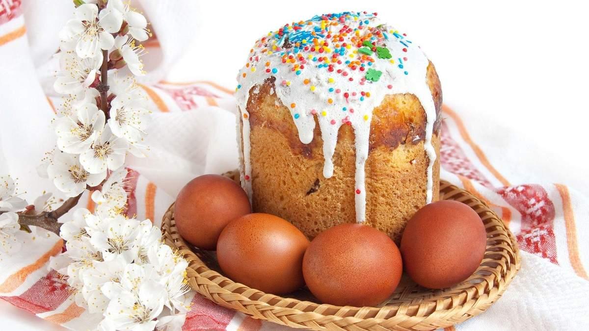 Рецепт паски - рецепт в хлібопічці, в мультиварці, без дріжджів