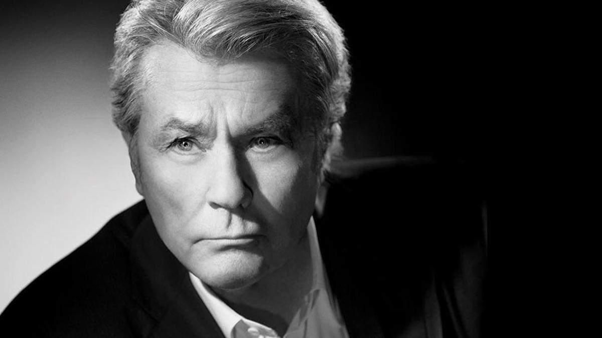 Культовий актор Ален Делон отримає почесну Золоту пальмову гілку у Каннах