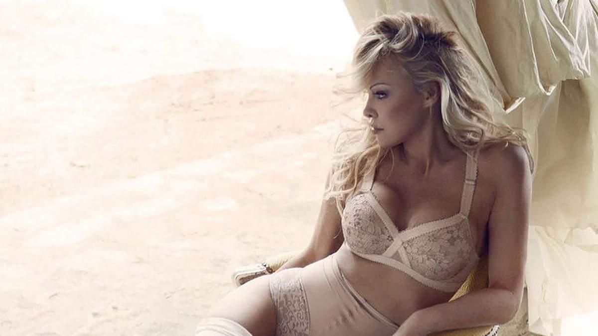 Памела Андерсон знялась у спокусливій фотосесії зі своїм бойфрендом