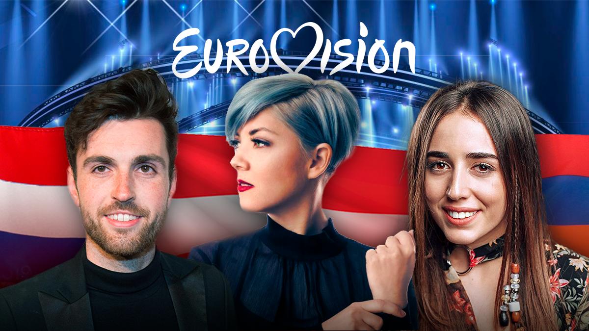 Евровидение 2019 - участники и песни второго полуфинала - список