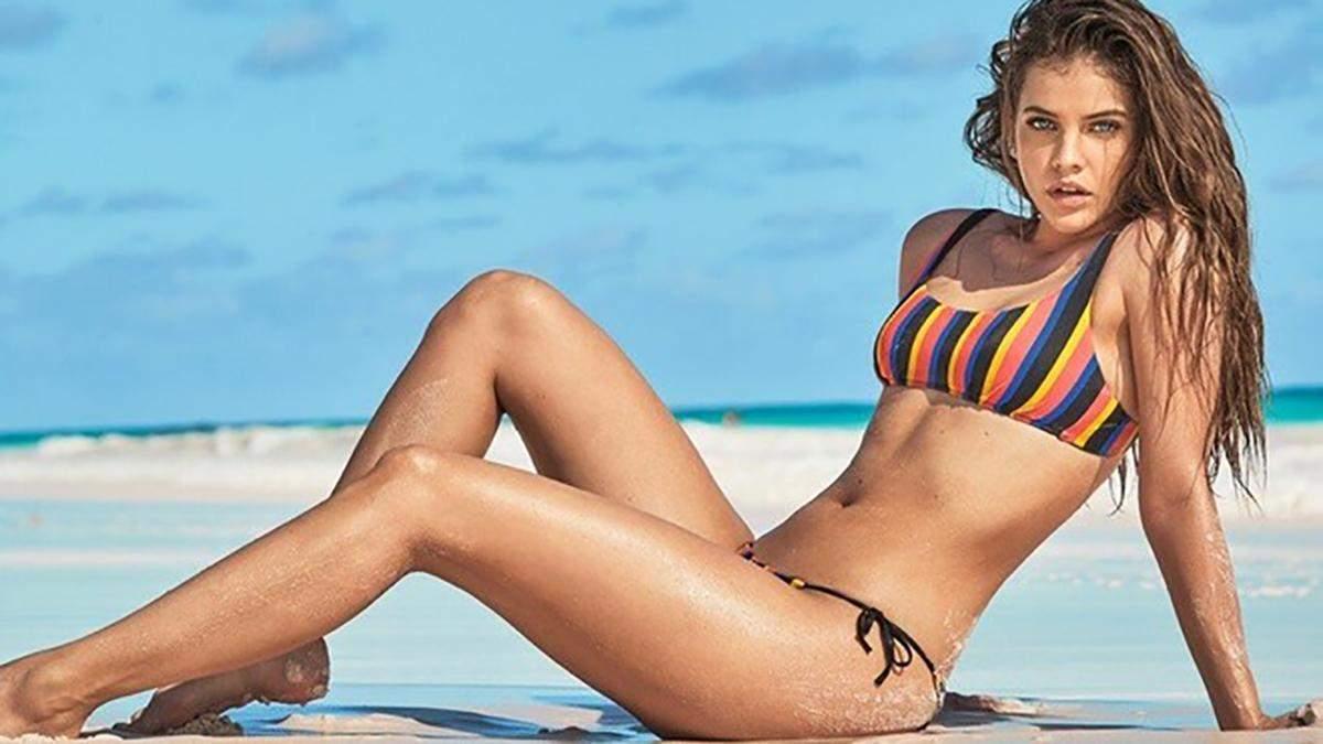 """""""Ангел"""" Victoria's Secret Барбара Палвин снялась в рекламе купальников: соблазнительные фото"""