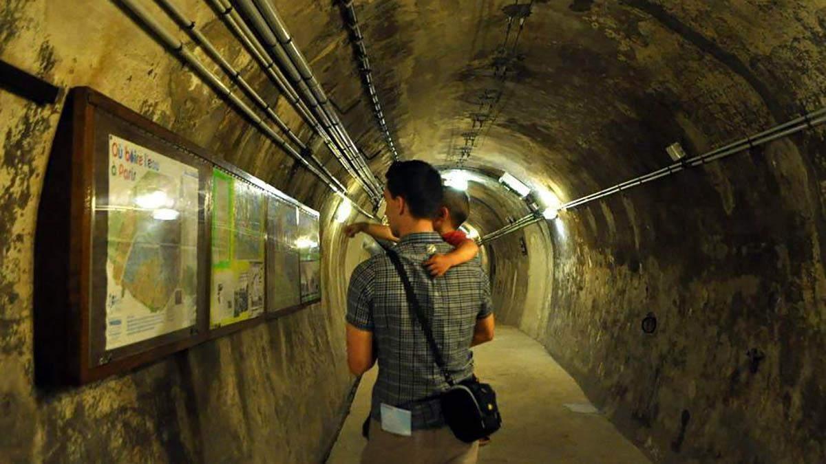 Музей каналізації у Парижі