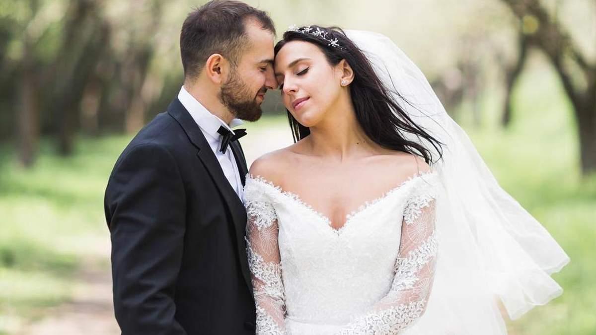 Джамала та її чоловік святкують другу річницю весілля